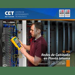 Certificación CPCT - Redes en Cableado en Planta Interna