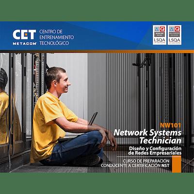 Network Systems Technician – Diseño y Configuración de Redes Empresariales