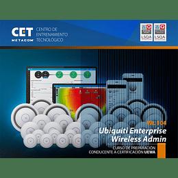 Certificación Ubiquiti® Enterprises Wireless Admin (UEWA)