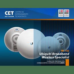 Certificación Ubiquiti® Broadband Wireless Specialist (UBWS)