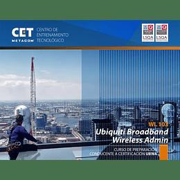 Certificación Ubiquiti® Broadband Wireless Admin (UBWA)