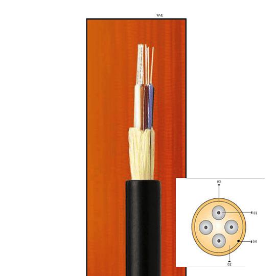 Cable Fibra Óptica 06x50 CDG -TIA 598 / OM4