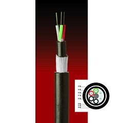 Cable Fibra Óptica 24x10 PDP04- TIA 598/G652D