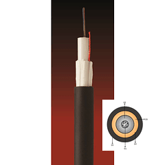 Cable Fibra Optica 12X10 NEXO (DP) - TIA 598/G652D