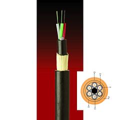 Cable Fibra Óptica 12x10 ADSS-200 TIA 598 & G652D