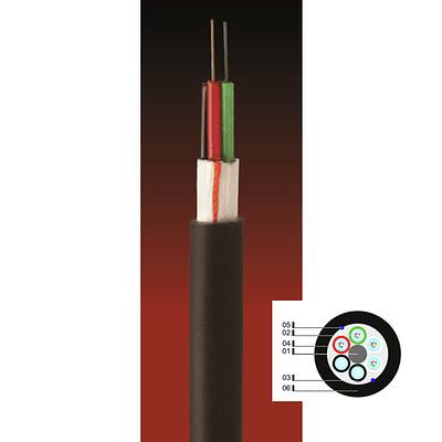 Cable Fibra Optica 32x10 DT04 TIA 598 / G652D