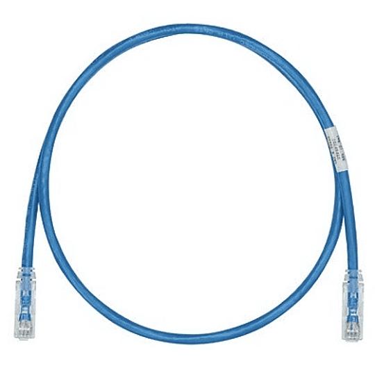 User Cord Cat.6 2,10m Blanco - Azul