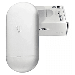 Antena Direccional 5 GHz 10 km Mod. Nanostation LOCO5AC