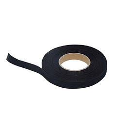 Velcro Azul / Negro  rollo de 20mts