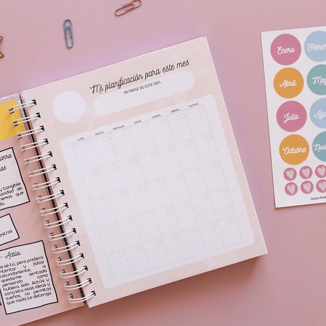 Planner Un Día