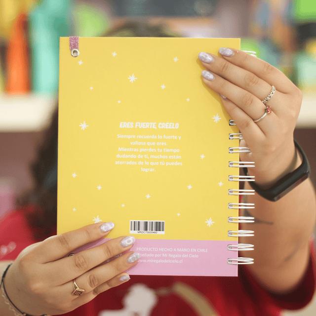 Cuaderno de puntos