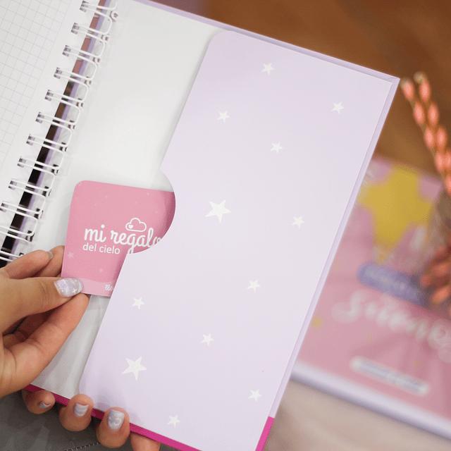 Cuaderno de cuadro pequeño