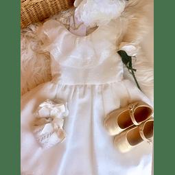 Vestido Camellia Ivory($74.900)