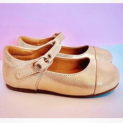 Zapatos Dhalia Gold($64.900)