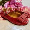 Zapatos Dhalia Charol Rojo ($64.900)