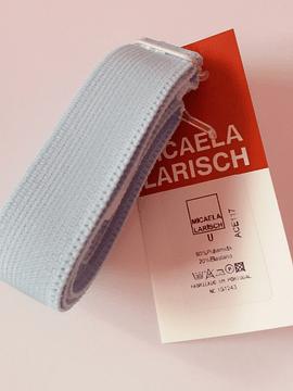 ACE117 | Elástico de cintura regulável.