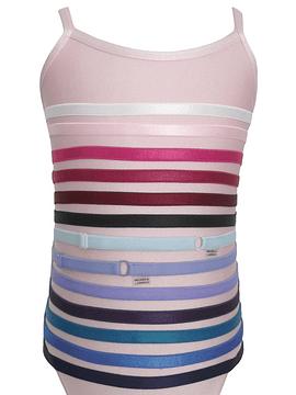 GARÇA | ACE083 | Elástico de cintura regulável. Fino.
