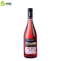 Vino Gran Rose semi seco TABERNERO - 750 ML