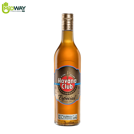 Ron HAVANA CLUB añejo Especial - 750 ml