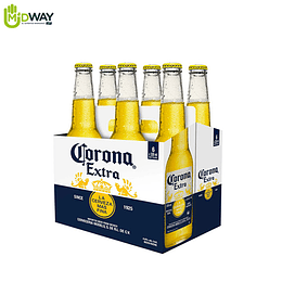 Cerveza CORONA Six Pack - 355ml