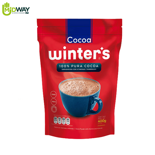Cocoa WINTERS Doypack - 400g