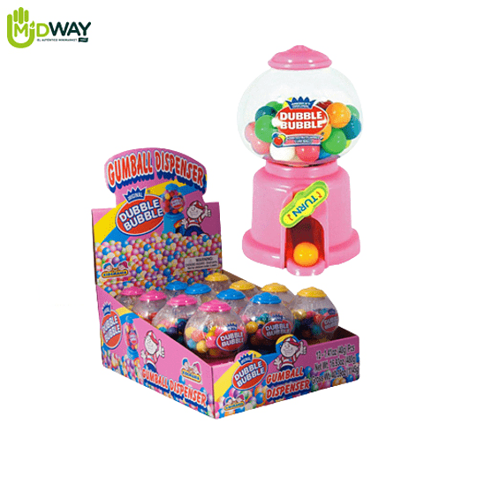Caramelo GUMBALL DISPENSER - 40g
