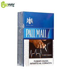 Cigarrillos PALL MALL Blue - 10U