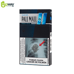 Cigarrillos PALL MALL Click On - 10U