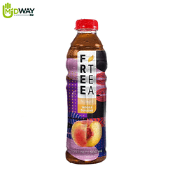 Te Negro FREE TEA Durazno - 450ml