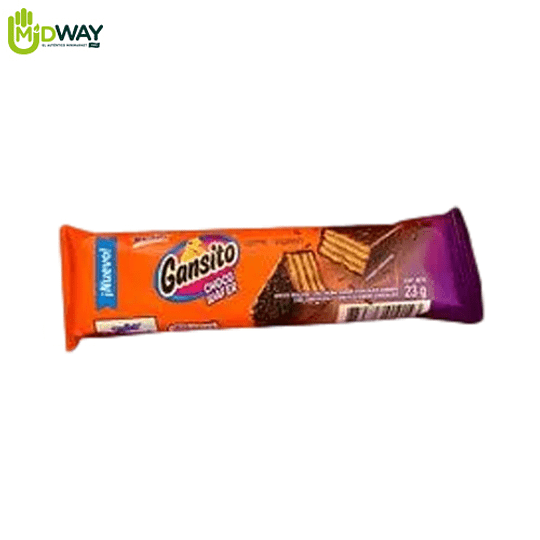 Choco Wafer Gansito MARINELA - 23g 1U