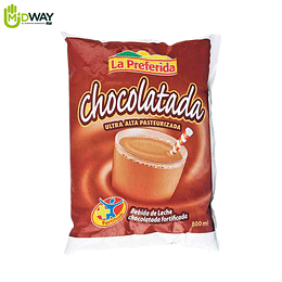 Leche LA PREFERIDA Entera - 800ml