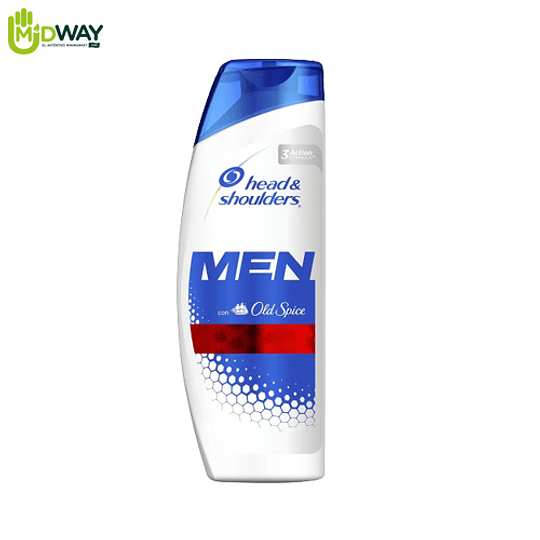 Shampoo  HEAD & SHOULDERS Old spice - 375ml