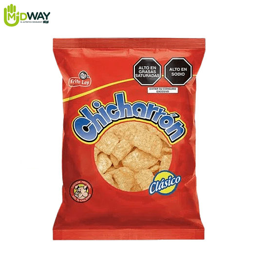 CHICHARRON SAL - 41G