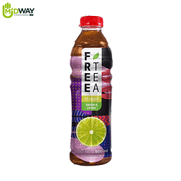 Te Negro FREE TEA Limón Pet - 500ml