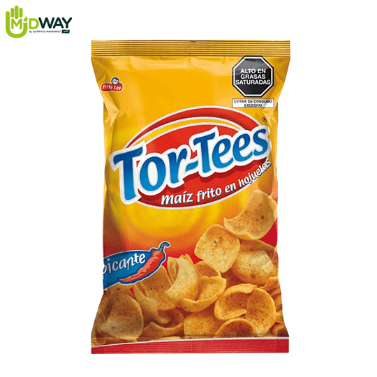 TOR-TEES Picante - 138g