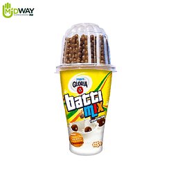 Yogurt Batti Mix GLORIA con Chocolate - 125g