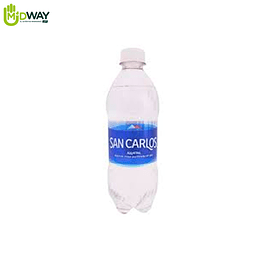 Agua Sin Gas San Carlos - 500ml