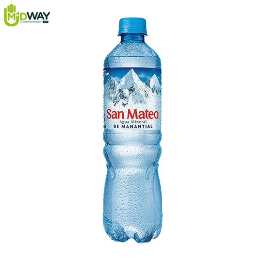 Agua Sin Gas San Mateo - 600ml