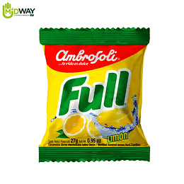 Caramelo FULL Limon - 22,5g