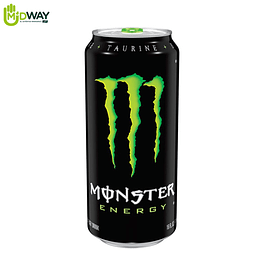 Bebida Energizante MONSTER Energy - 473ML