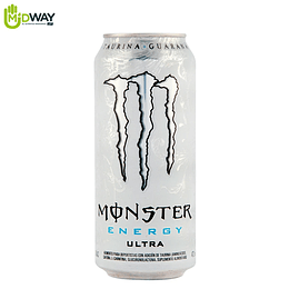 Bebida Energizante MONSTER Energy Ultra - 473ML