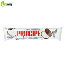 Galleta PRÍNCIPE Chocolate Blanco - 105g