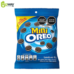 Galletas Mini OREO - 40g