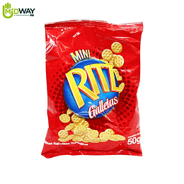 Galletas Mini RITZ Clásicas - 50g