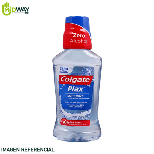 Enjuague COLGATE Plax Ice - 250ml