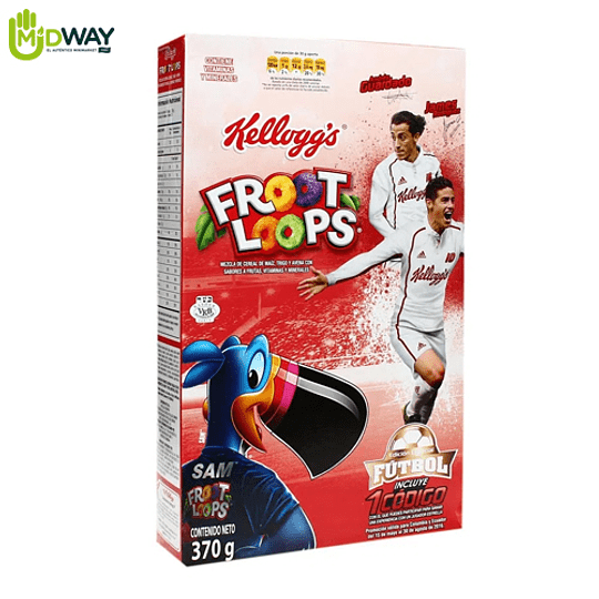 Cereal FROOT LOOPS - 370g