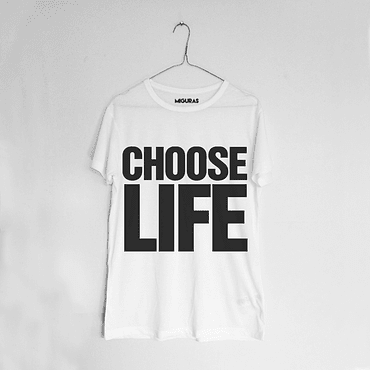 CHOOSE LIFE (George Michael)