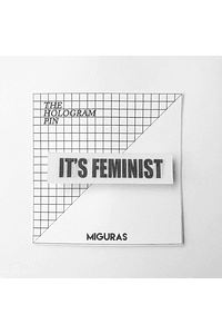 IT'S FEMINIST, NOT FEMINAZI