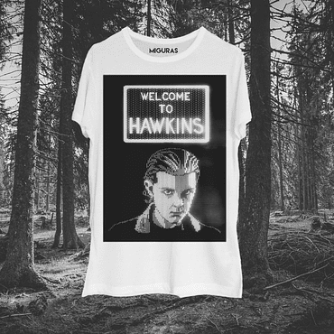 STRANGER THINGS / WELCOME TO HAWKINS