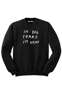 CATALINA BU // IN DOG YEARS IM DEAD